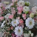 嬉しいお花のプレゼント頂きました(^0^)!
